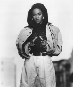 Listen to Mc Lyte Paper Thin song online from Rap Hits collection for free.