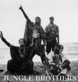 Listen to Jungle Brothers Because I Got It Like That song online from Rap Hits collection for free.