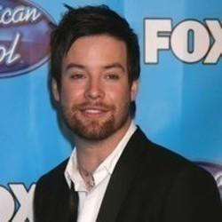 Listen to David Cook Always Be My Baby song online from Amorous songs collection for free.