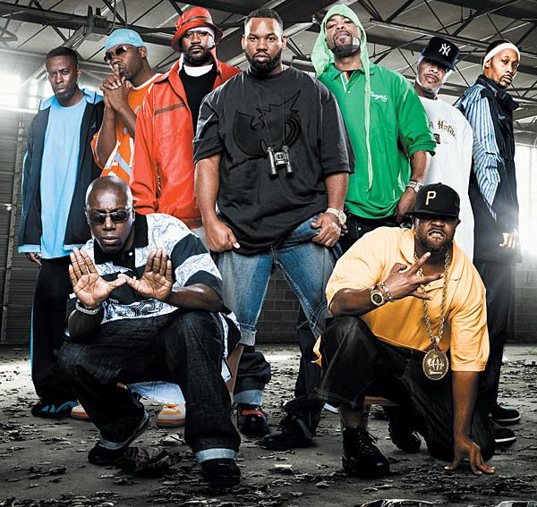 Listen to Wu Tang Clan Protect ya neck song online from Rap Hits collection for free.