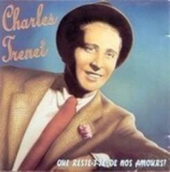 List of Charles Trenet songs - listen online on your phone or tablet.