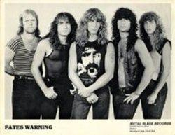 List of Fates Warning songs - listen online on your phone or tablet.