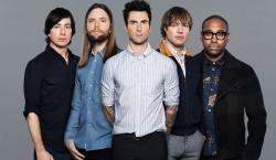 Besides Calvin Harris music, we recommend you to listen online Maroon 5 songs.
