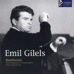 List of Emil Gilels, Piano songs - listen online on your phone or tablet.