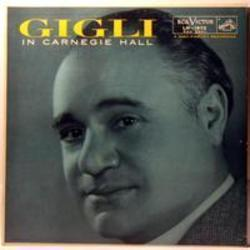 Besides DJ Snake music, we recommend you to listen online Beniamino Gigli songs.