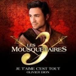 Besides Soundgarden music, we recommend you to listen online Les 3 Mousquetaires songs.