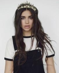 List of Dua Lipa songs - listen free.