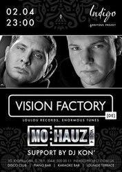 Besides Bryce Vine music, we recommend you to listen online Vision Factory songs.