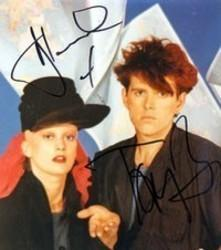 Besides U2 music, we recommend you to listen online Thompson Twins songs.