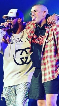 Listen Anuel AA & Bad Bunny best songs online for free.