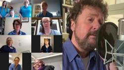Listen Captain Tom Moore, Michael Ball & The NHS Voices of Care Choir best songs online for free.