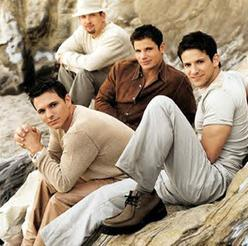 Listen to a new 98 Degrees song I Do (Cherish You) for free.